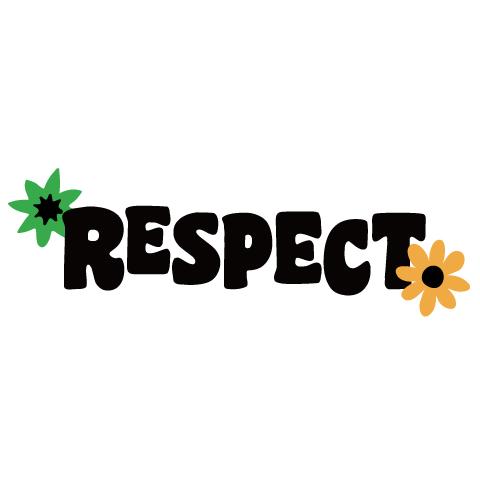 RESPECTロゴ