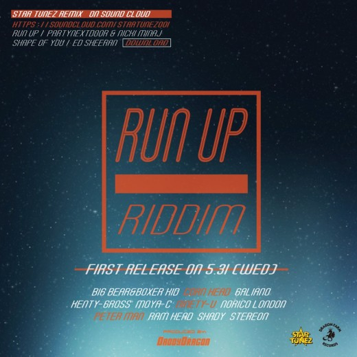 %22RUN UP RIDDIM%22