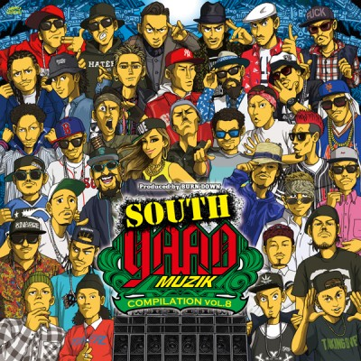 2014.12.3_South Yaad Muzik_CD+DVD