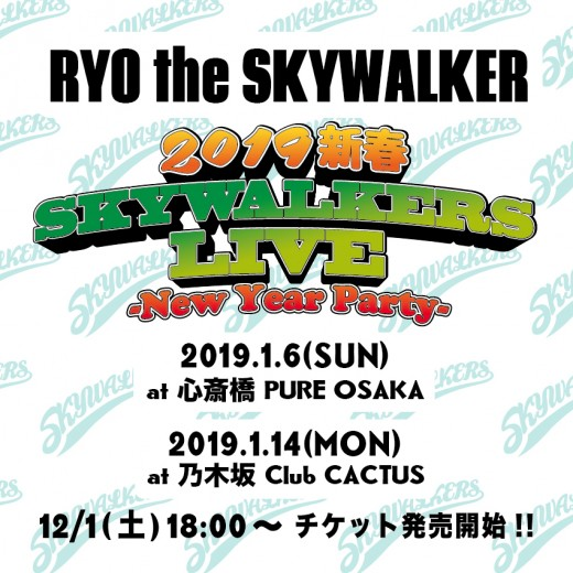 SKYWALKERS_2019-NEW-YEAR-LIVE_FLYER