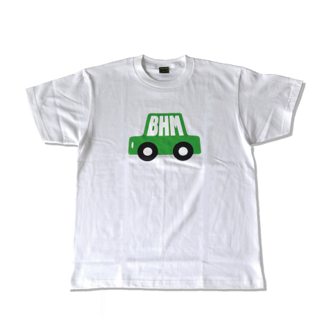 BHM-CAR-Tシャツ1