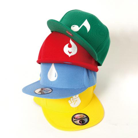 喜怒哀楽CAP