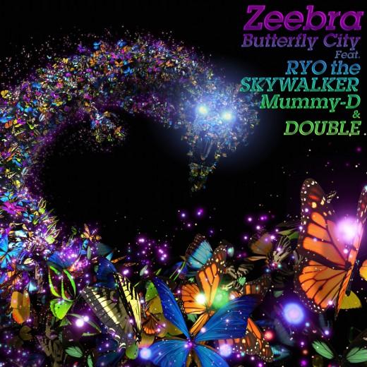 Zeebra「BC」JKT(通常盤)